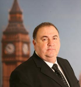 John Robertson MP