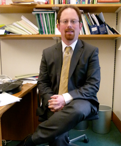 Dr. Julian Huppert MP