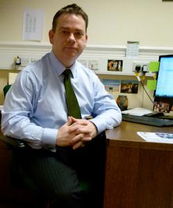 Nigel Adams MP