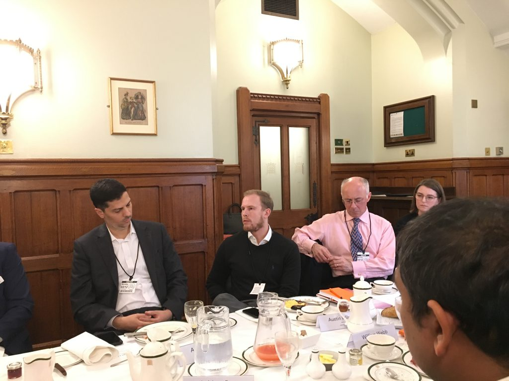 Connectivity for all constituents? How innovation in 5G can further expand connectivity across the UK post-event briefing