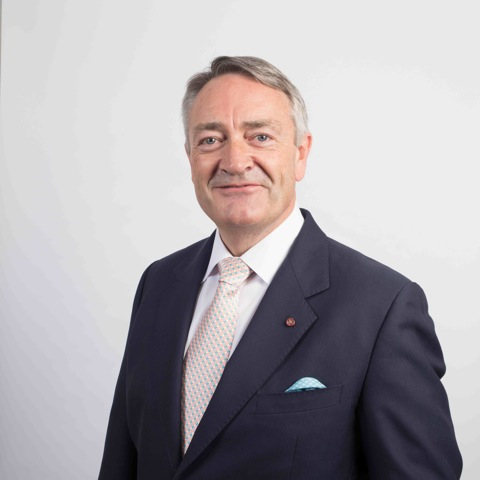 A Message From PICTFOR'S Industry Chair, Simon P Blagden CBE
